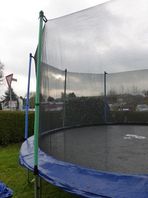 Trampolin von Izzy-Sport: Mit großen Sprüngen ins neue Jahr