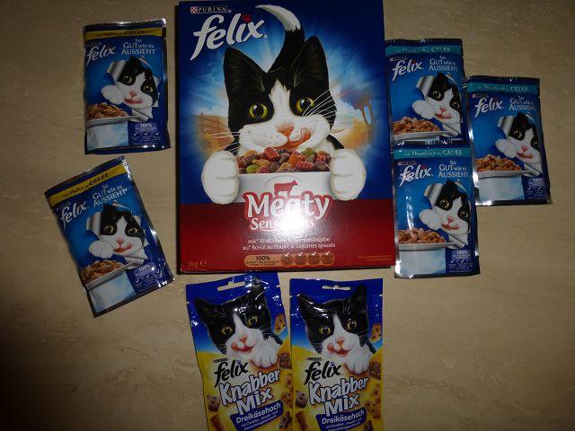 k P1070555 - Katzenfutter Tester gesucht - Felix Katzenfutter im Test