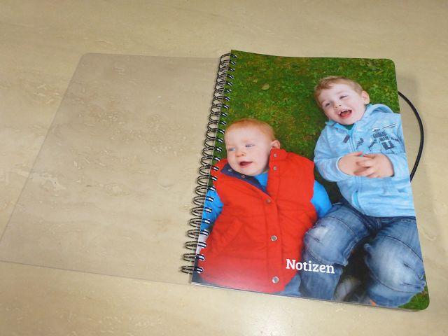 individuelles Notizbuch classic A5 im Test