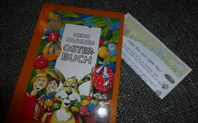 k P1080293 400x250 - Mein grosses Osterbuch - personalisiertes Geschenk zu Ostern