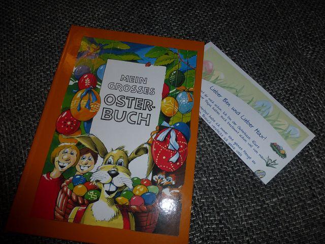 mein grosses osterbuch personalisiertes geschenk zu ostern famil s dietestfamilie. Black Bedroom Furniture Sets. Home Design Ideas