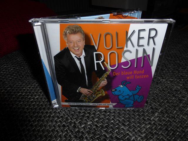 """Rezension: Volker Rosin """"Der blaue Hund will tanzen"""""""