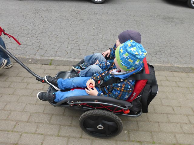 YippieYo der Crossbuggy für Outdoorfans