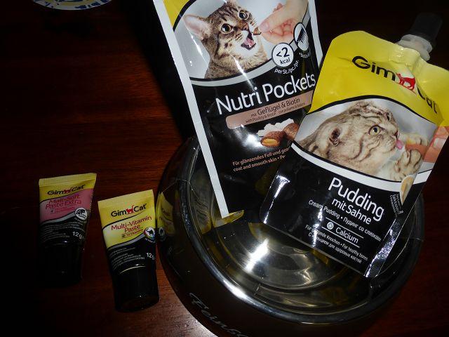 Produkttest: GimCat Produkte von Samson getestet