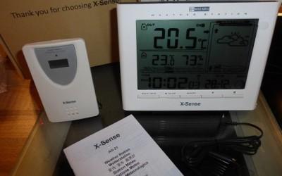 k P1110370 400x250 - Produkttest: Funk Wetterstation X-Sense