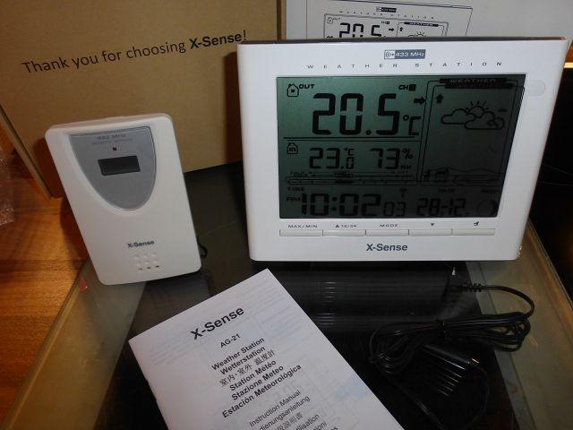 Produkttest: Funk Wetterstation X-Sense