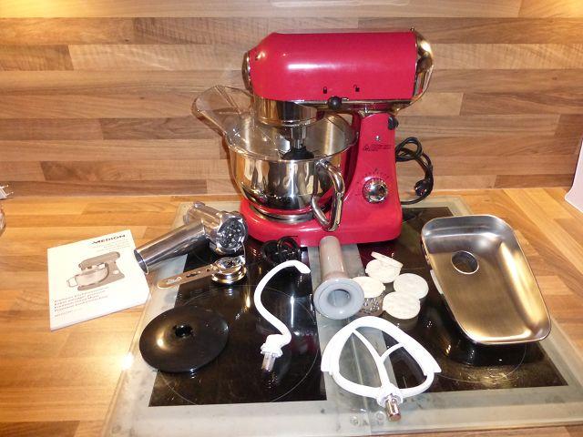 k P1110383 - Produkttest: Medion Premium Küchenmaschine MD16480