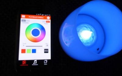 k P1110650 400x250 - Produkttest: MiPow Playbulb Kerzen übers Handy gesteuert