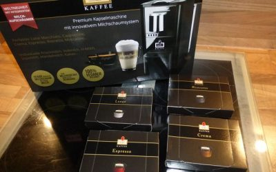 k P1150196 400x250 - Produkttest: Leysieffer-Kaffeekapseln und Kapselmaschine im Test