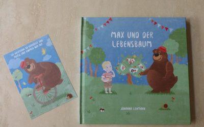 """k P1160596 400x250 - Tester gesucht: personalisiertes Buch """"Der Lebensbaum"""" - Johanna Lehmann"""