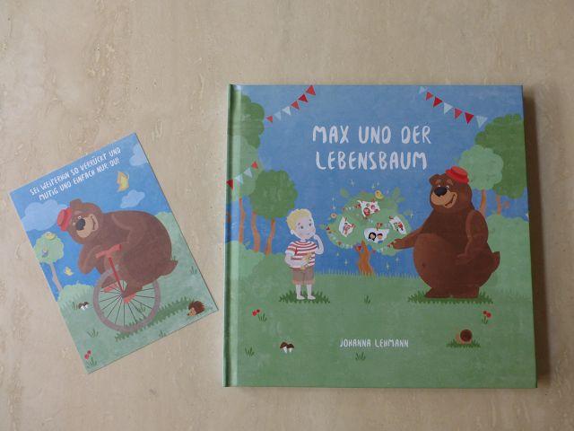 """Tester gesucht: personalisiertes Buch """"Der Lebensbaum"""" – Johanna Lehmann"""