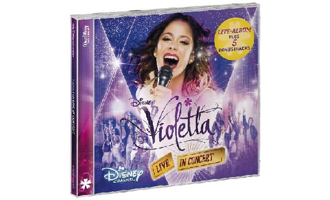 gewinnspiel violetta live in concert famil s dietestfamilie. Black Bedroom Furniture Sets. Home Design Ideas