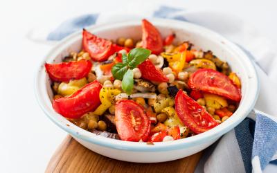 k Proteindiät 400x250 - Herausforderungen für vegan- oder vegetarisch lebende Familien