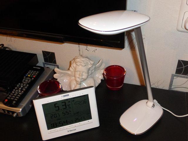 k Schreibtischlampe 11 - Produkttest: Avantek LED dimmbare Schreibtischlampe