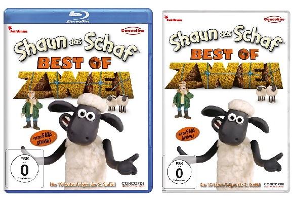 Gewinnspiel: Shaun das Schaf – best of 2