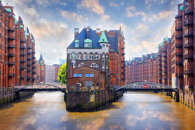 k Speicherstadt Hamburg portumen - Familienurlaub in Hamburg