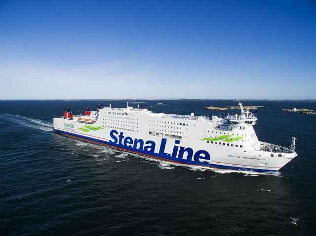 k Stena Germanica 0210 - Anzeige: Minitrip London mit Stena Line