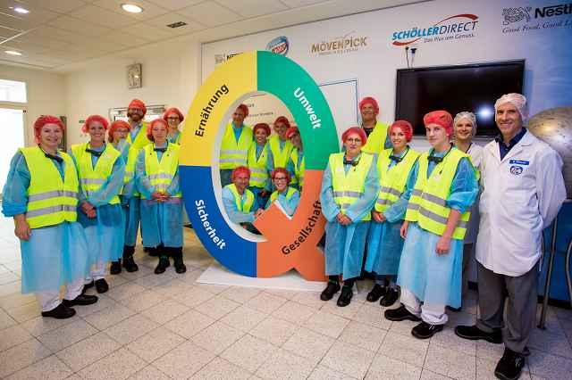 Blogger-Event: Tag der Qualität bei Nestlé Schöller