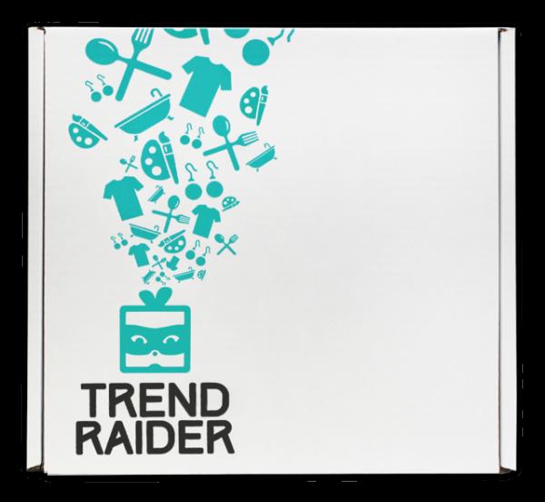 k TrendBox TrendRaider AboBox UeberraschungsBox 600x552 - Adventskalender Tür 18: TrendRaider TrendBox