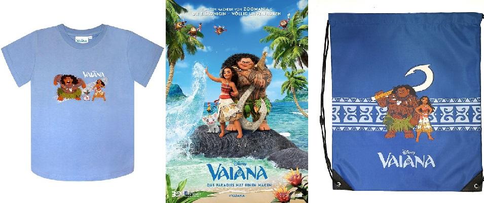 k VAIANA Kids Shirt Kopie - Gewinnspiel: Disney VAIANA