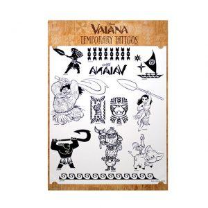 k VAIANA Tattoo 300x300 - Gewinnspiel: Disney VAIANA
