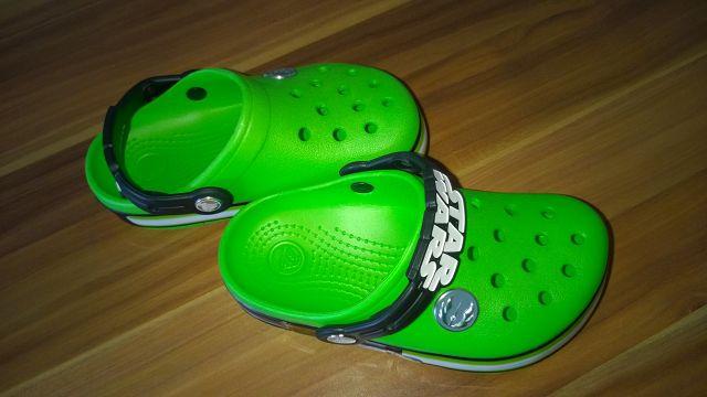 Star Wars Clogs von Crocs im Test