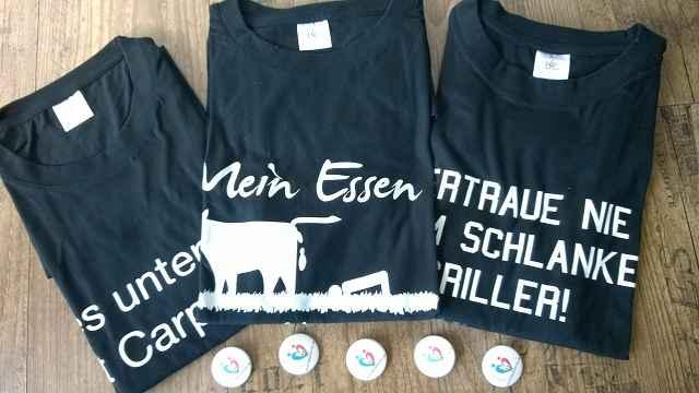 Produkttest: T-Shirts von Shirt-X.de
