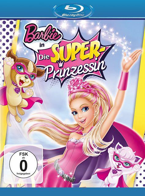 k barbie super prinzessin fr xp br - Barbie in: Die Super-Prinzessin