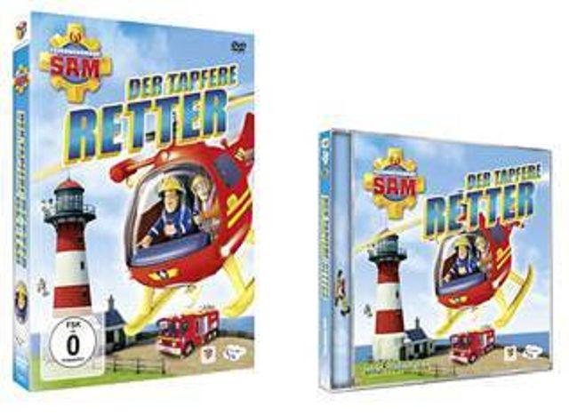 k sam3 - Gewinnspiel: Feuerwehrmann Sam - Der tapfere Retter