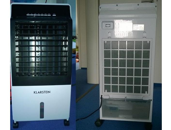 Produkttest: Klarstein CTR-1 v2 Luftkühler