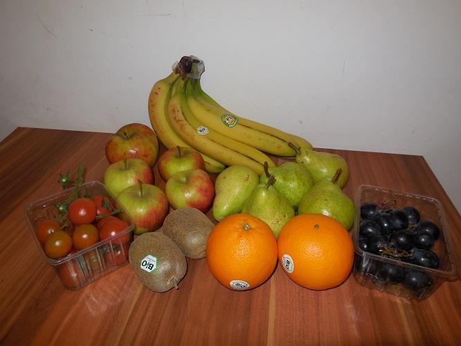 kochabo - Kunterbunte Früchtekiste von KochAbo