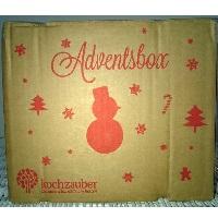 Gewinnspiel: die Adventsbox von Kochzauber.de