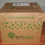 kochzauber box 1 Kopie - Kochbox von Kochzauber.de im Test