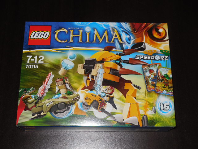 beendet – Vorstellung und Gewinnspiel – Lego Legends of Chima