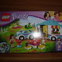 Lego Friends Wohnwagen-Ausflug im Test