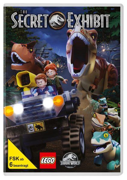 lego jurassic world neue attraktion 423x600 - LEGO Jurassic World – Neue Attraktion/Gewinnspiel und Rezension