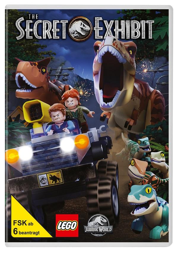 LEGO Jurassic World – Neue Attraktion/Gewinnspiel und Rezension