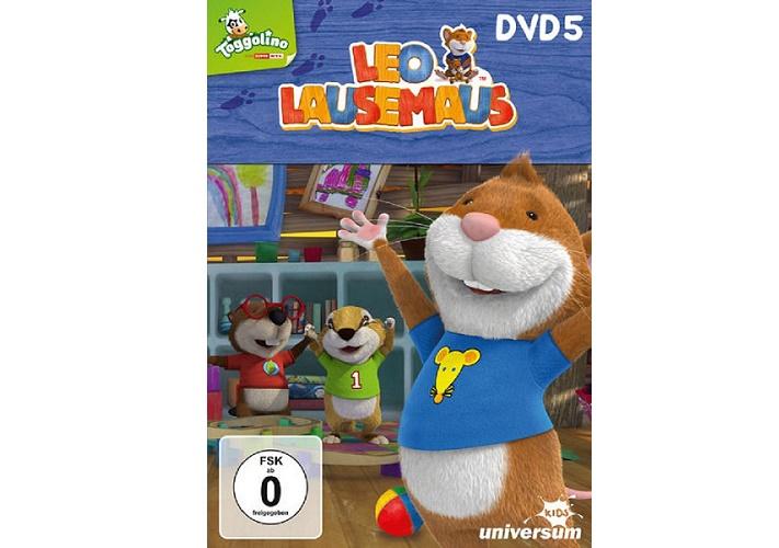 Leo Lausemaus als Hörspiel und DVD