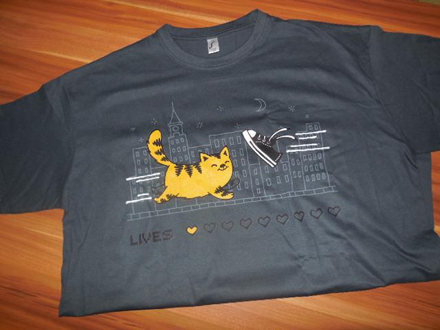 witziges Designer-Shirt von Likoli.de
