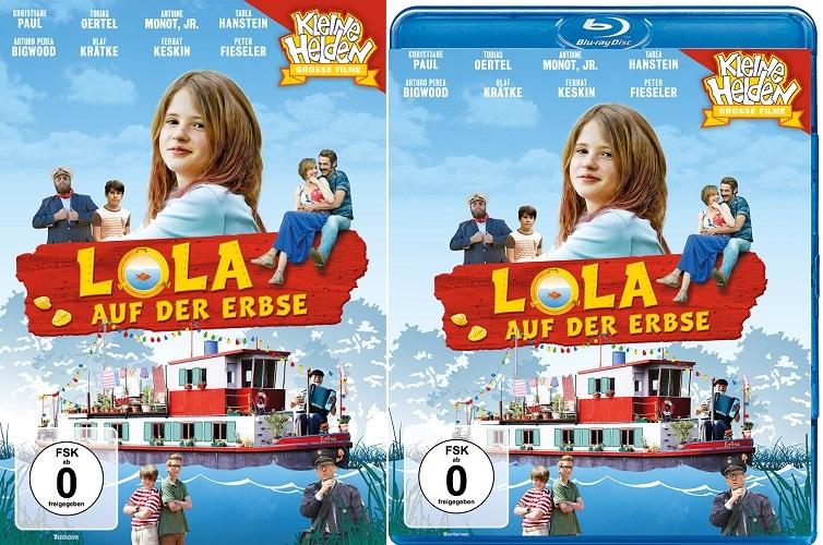 """Rezension: """"Lola auf der Erbse"""""""