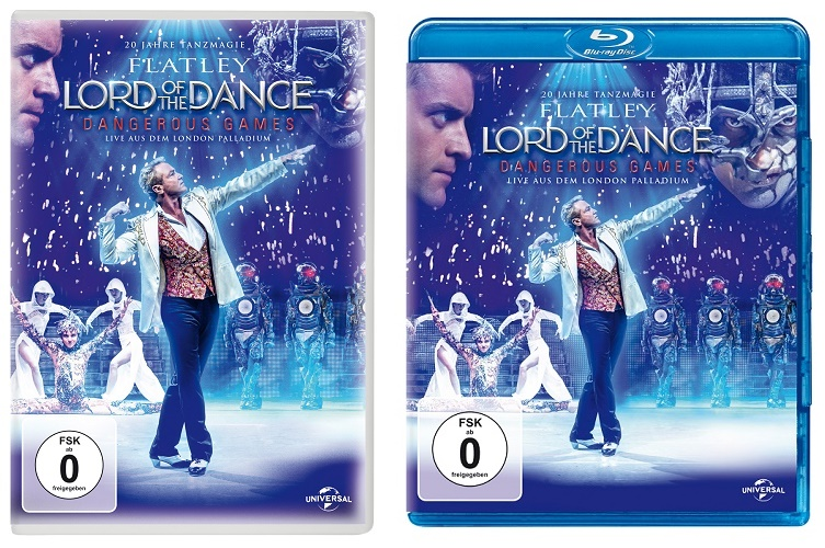 lord dance dangerous games 2d xp dvd Kopie - Gewinnspiel: Lord of the Dance – Dangerous Games