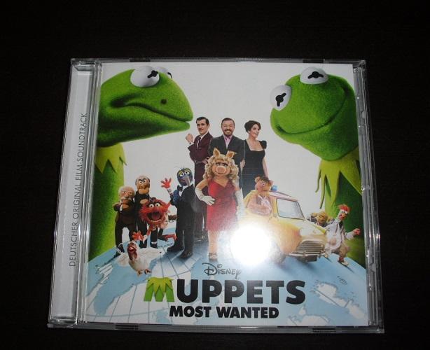 beendet – Vorstellung und Gewinnspiel – MUPPETS MOST WANTED Soundtrack