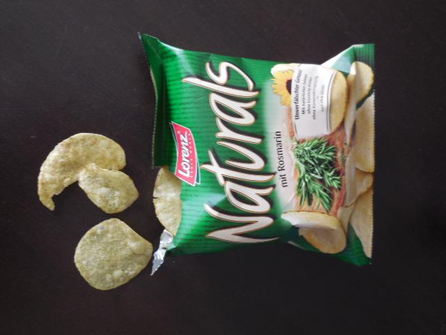 Empfehlerin Produkttest Lorenz Rosmarin Naturals Chips