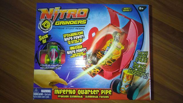 Produkttest: Nitro Grinders von BOTI