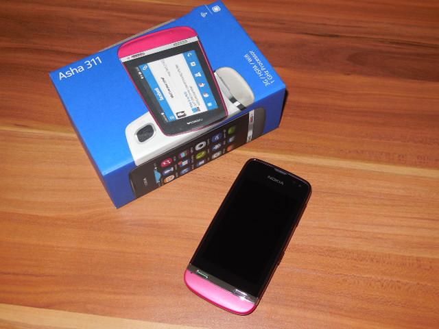Vorstellung und Gewinnspiel – das Nokia Asha 311