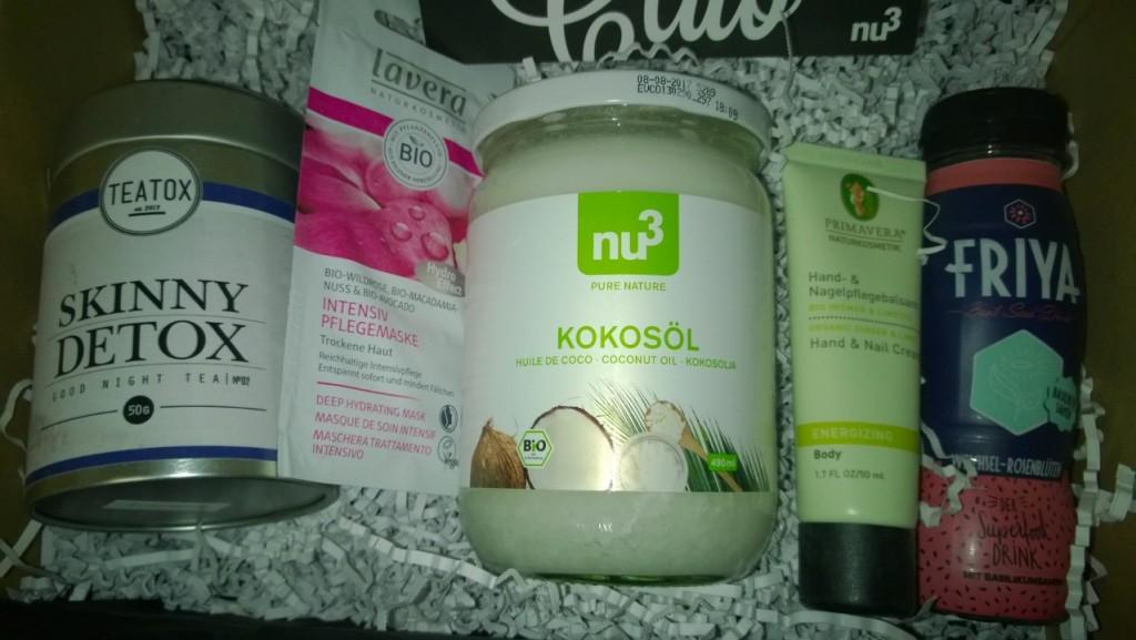 nu³ Insider Club Natural Beauty Box 7 1024x577 - Produkttest: nu³ Insider Club Natural Beauty Box