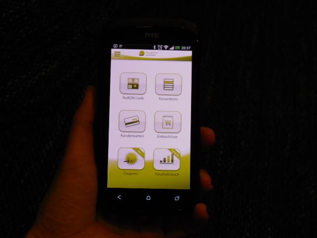 Ordnung für Kassenzettel und Kundenkarten mit der NuBON App