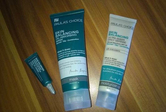 Skin Balancing Produkte von PAULA's CHOICE im Test