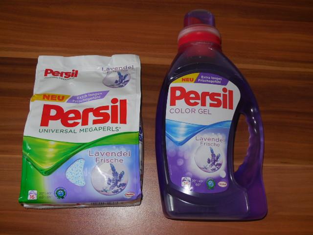 Verschiedene Persil Produkte im Test – der Waschmittel Test