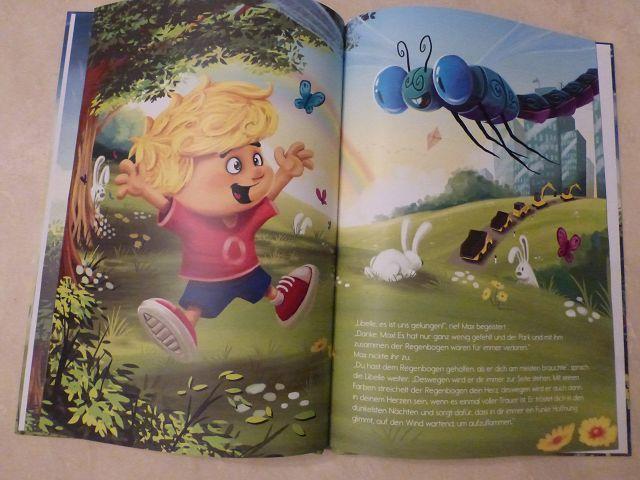 personalisierte Kinderbücher von HurraHelden 5 - So können Sie Ihr eigenes Buch entstehen lassen